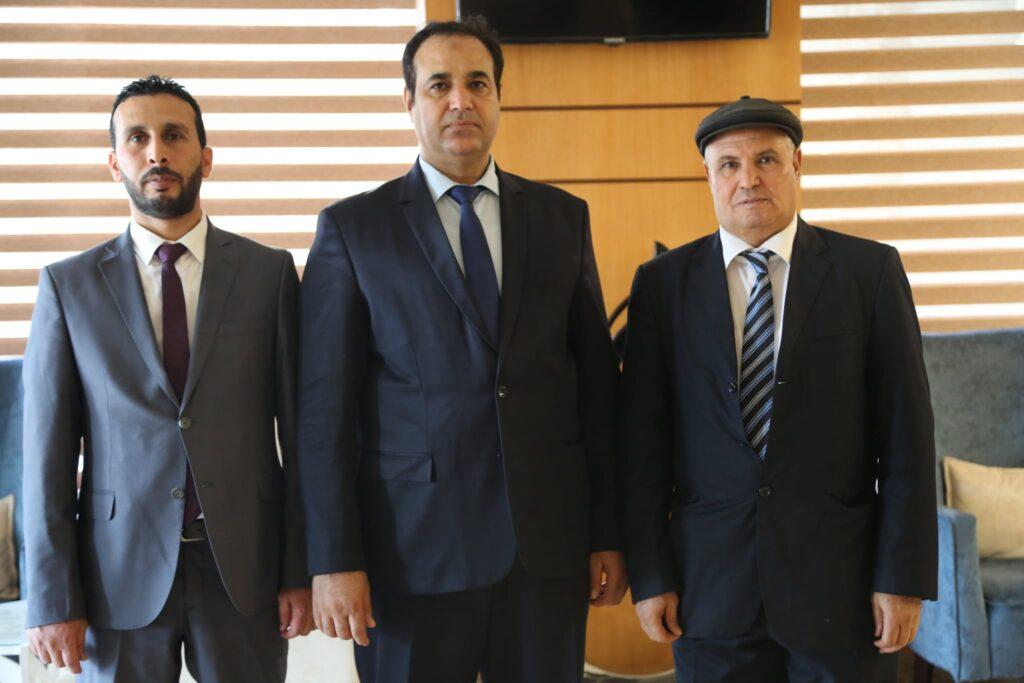 جامعة الجفرة توقع مذكرة تفاهم وتعاون مع جامعة مصراتة